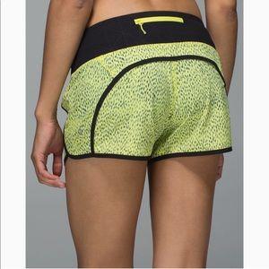 🏃🏼♀️ Lululemon 'Speed Up' shorts